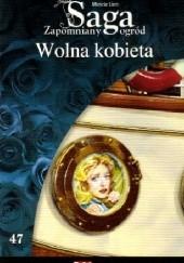 Okładka książki Wolna kobieta Merete Lien