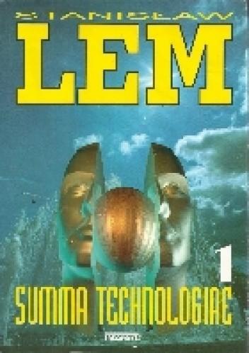 Okładka książki Summa technologiae 1 Stanisław Lem