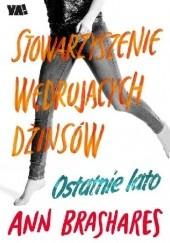 Okładka książki Ostatnie lato Ann Brashares