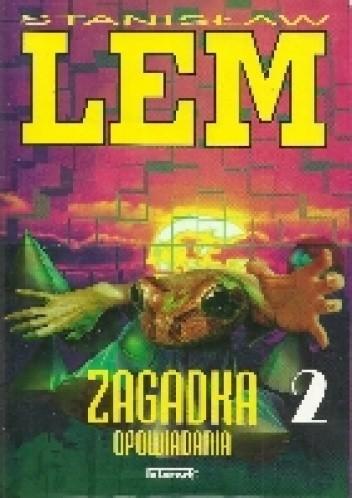 Okładka książki Zagadka 2 Stanisław Lem