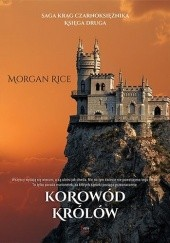 Okładka książki Korowód królów Morgan Rice