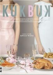 Okładka książki Magazyn kulturalno-kulinarny KUKBUK nr 14 (2015) Redakcja magazynu Kukbuk