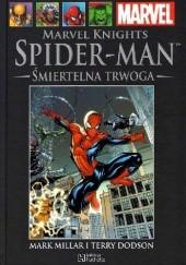 Okładka książki Marvel Knights Spider-Man: Śmiertelna Trwoga. Część 1 Terry Dodson,Mark Millar