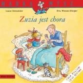 Okładka książki Zuzia jest chora Eva Wenzel-Bürger,Liane Schneider