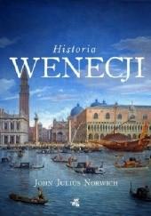 Okładka książki Historia Wenecji John Julius Norwich
