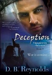 Okładka książki Deception D B Reynolds