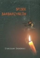 Okładka książki Spisek barbarzyńców Stanisław Srokowski