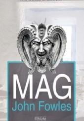 Okładka książki Mag John Fowles