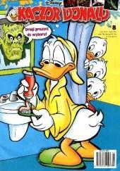 Okładka książki Kaczor Donald 8/2011 Don Rosa,Victor Arriagada (Vicar) Rios