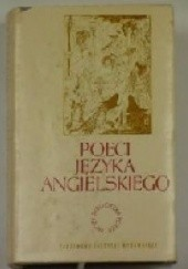 Okładka książki Poeci języka angielskiego Tom 3