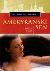 Okładka książki Vicky Marian Piotr Rawinis