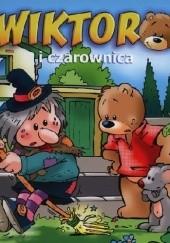 Okładka książki Wiktor i czarownica Jan Ivens