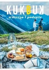 Okładka książki KUKBUK Wnętrza i podróże Redakcja magazynu Kukbuk