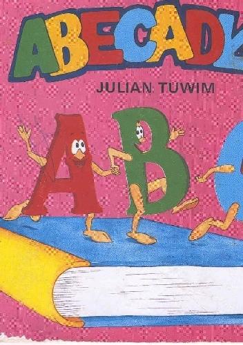Okładka książki Abecadło Julian Tuwim