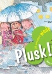 Okładka książki Plusk! Jak oszczędzać wodę Núria Jiménez,Empar Jiménez