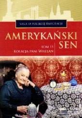 Okładka książki Kolacja pani Whelan Marian Piotr Rawinis