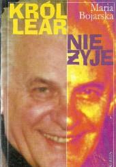 Okładka książki Król Lear nie żyje