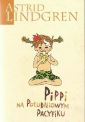 Okładka książki Pippi na południowym Pacyfiku Astrid Lindgren