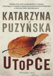 Okładka książki Utopce Katarzyna Puzyńska