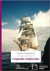 Okładka książki Legenda żeglarska Henryk Sienkiewicz