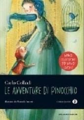 Okładka książki Le avventure di Pinocchio Carlo Collodi