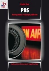 Okładka książki PBS. Amerykańska telewizja publiczna Rafał Kuś