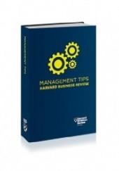 Okładka książki Management Tips