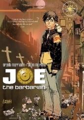 Okładka książki Joe the Barbarian Sean Murphy