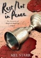 Okładka książki Rest Not in Peace Melvin R. Starr