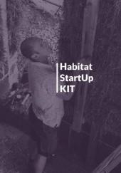 Okładka książki Habitat StartUP KIT praca zbiorowa
