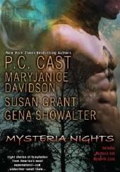 Okładka książki Mysteria Nights Phyllis Christine Cast,Mary Janice Davidson,Gena Showalter,Susan Grant