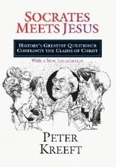 Okładka książki Socrates meets Jesus Peter Kreeft