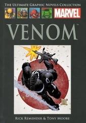 Okładka książki Venom Tony Moore,Rick Remender