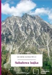 Okładka książki Sabałowa bajka Henryk Sienkiewicz