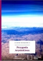 Okładka książki Przygoda Arystoklesa Henryk Sienkiewicz