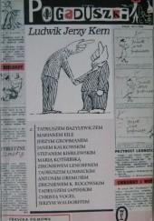 Okładka książki Pogaduszki Ludwik Jerzy Kern