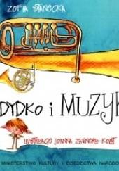 Okładka książki Dydko i muzyka Zofia Stanecka