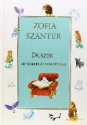 Okładka książki Duszek ze starego zamczyska Zofia Szanter