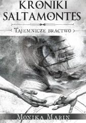 Okładka książki Tajemnicze bractwo Monika Marin