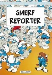 Okładka książki Smerf Reporter Ludo Borecki,Thierry Culliford,Luc Parthoens