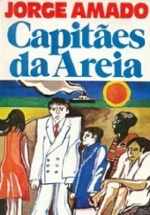 Okładka książki Capitães da Areia Jorge Amado