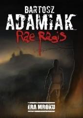 Okładka książki Rae Ragis Bartosz Adamiak