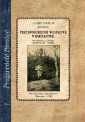 Okładka książki Przysposobienie wojskowe w harcerstwie Adolf Heidrich