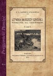 Okładka książki Letniska młodzieży szkolnej Kazimierz Lutosławski