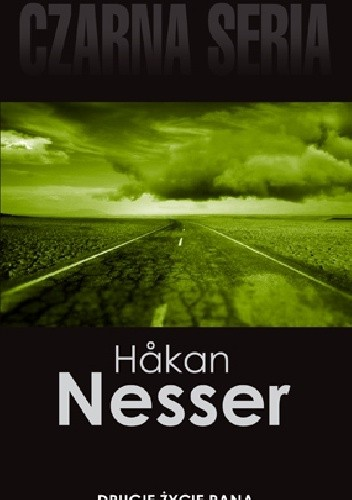 Okładka książki Drugie życie pana Roosa cz. 1 Håkan Nesser