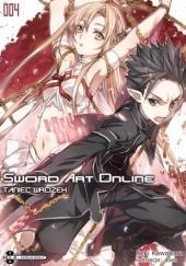 Okładka książki Sword Art Online 04 - Taniec wróżek Reki Kawahara