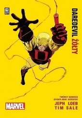 Okładka książki Daredevil: Żółty Jeph Loeb,Tim Sale,Matt Hollingsworth