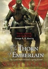 Okładka książki Thorn of Emberlain Scott Lynch