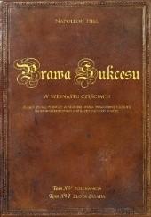 Okładka książki Prawa sukcesu. Tom XV i Tom XVI Napoleon Hill