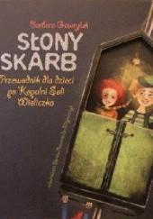 Okładka książki Słony skarb. Przewodnik dla dzieci po Kopalni Soli Wieliczka Barbara Gawryluk,Dorota Rewerenda Młynarczyk